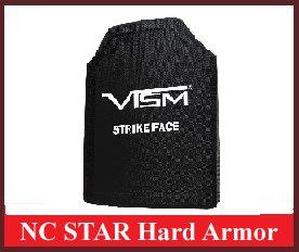 NcStar Hard Armor Plates