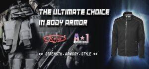 Kejo© Civilian Body Armor