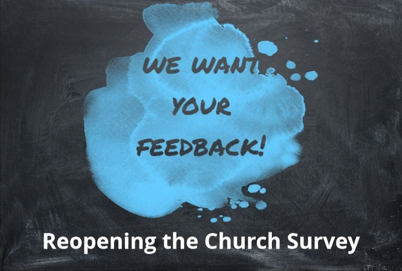 Reopening the Church Survey