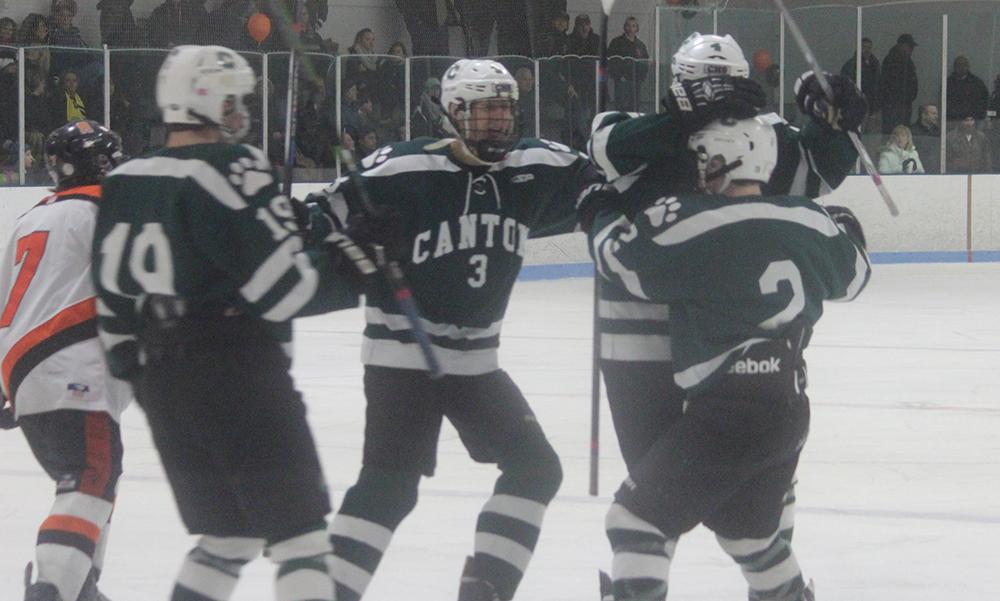 Canton hockey