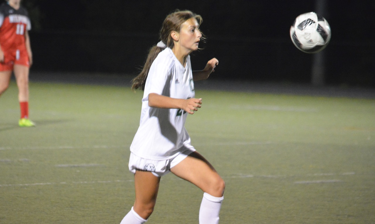 Canton girls soccer