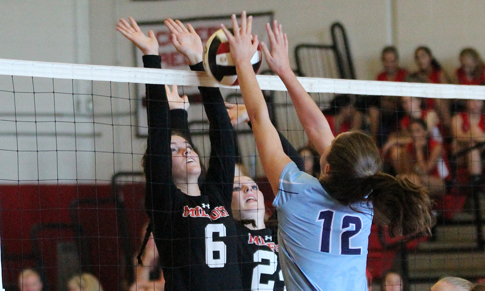 Milford volleyball