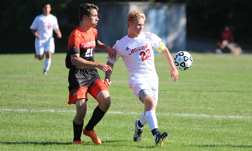 North Attleboro boys soccer