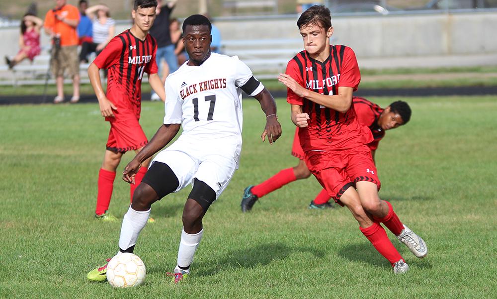 Stoughton boys soccer