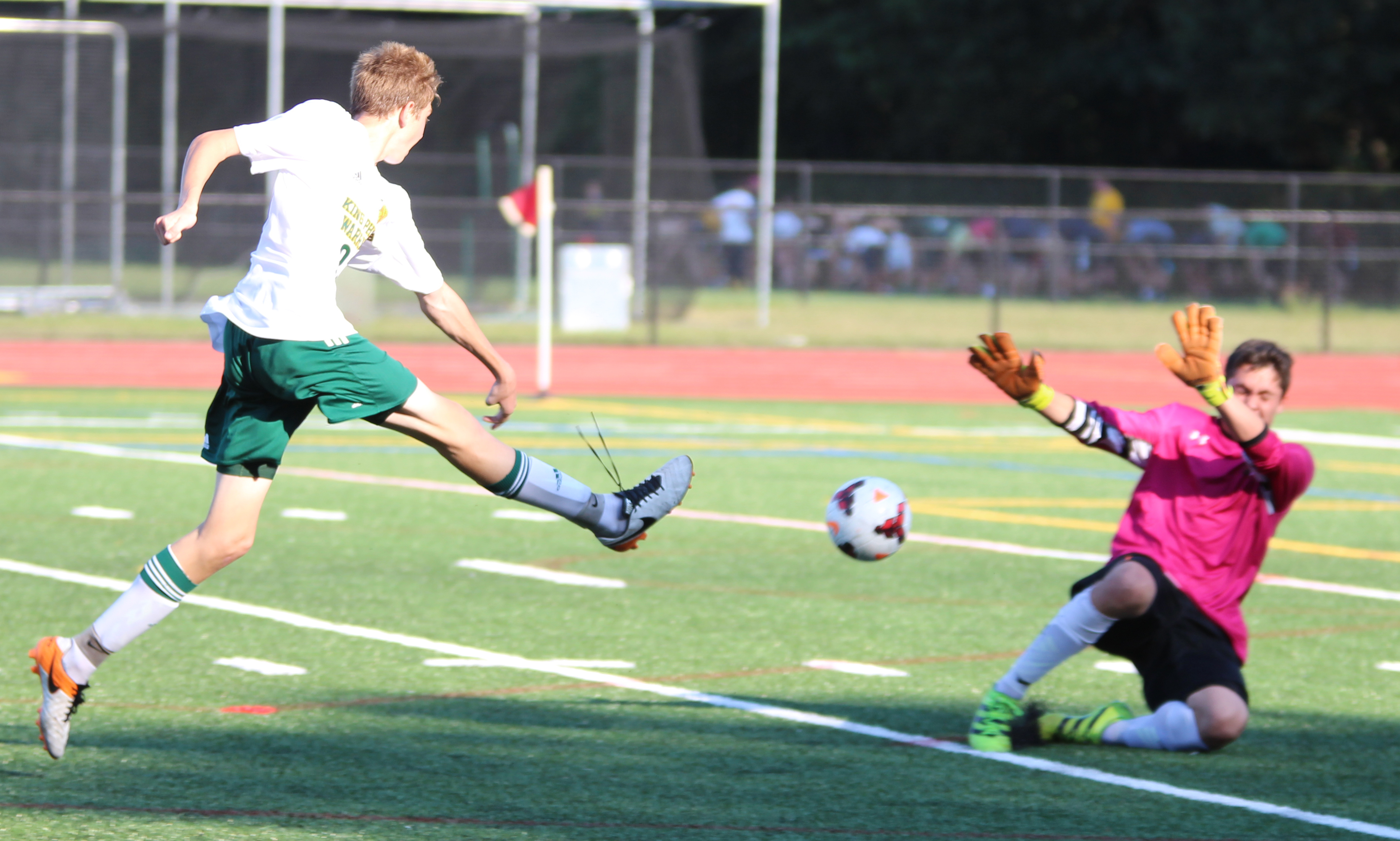 King Philip boys soccer