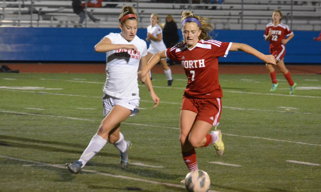 North Attleboro girls soccer
