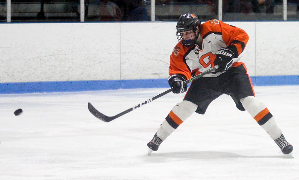 Oliver Ames hockey