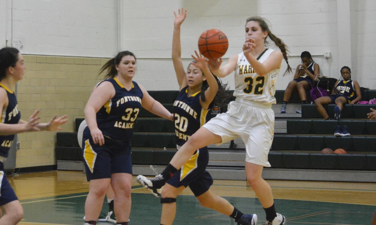 King Philip girls basketball
