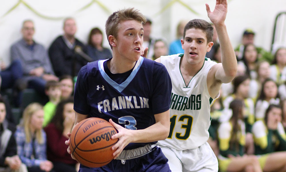 Franklin boys basketball