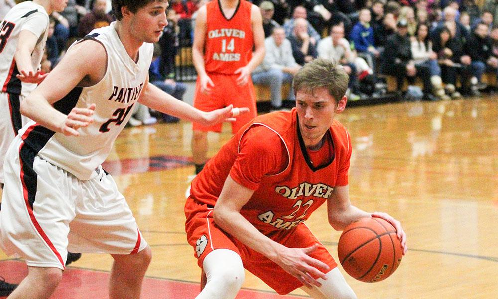 Oliver Ames boys basketball