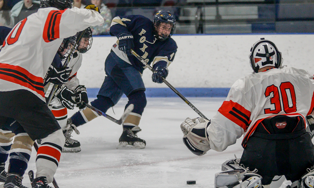Foxboro boys hockey