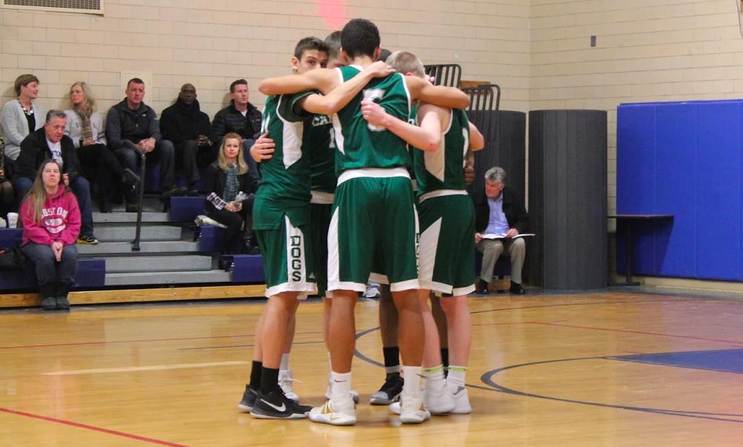Canton boys basketball