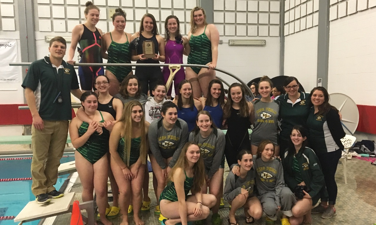 Hockomock Girls Swimming