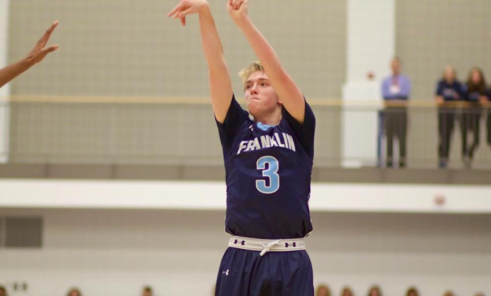 Franklin boys basketball