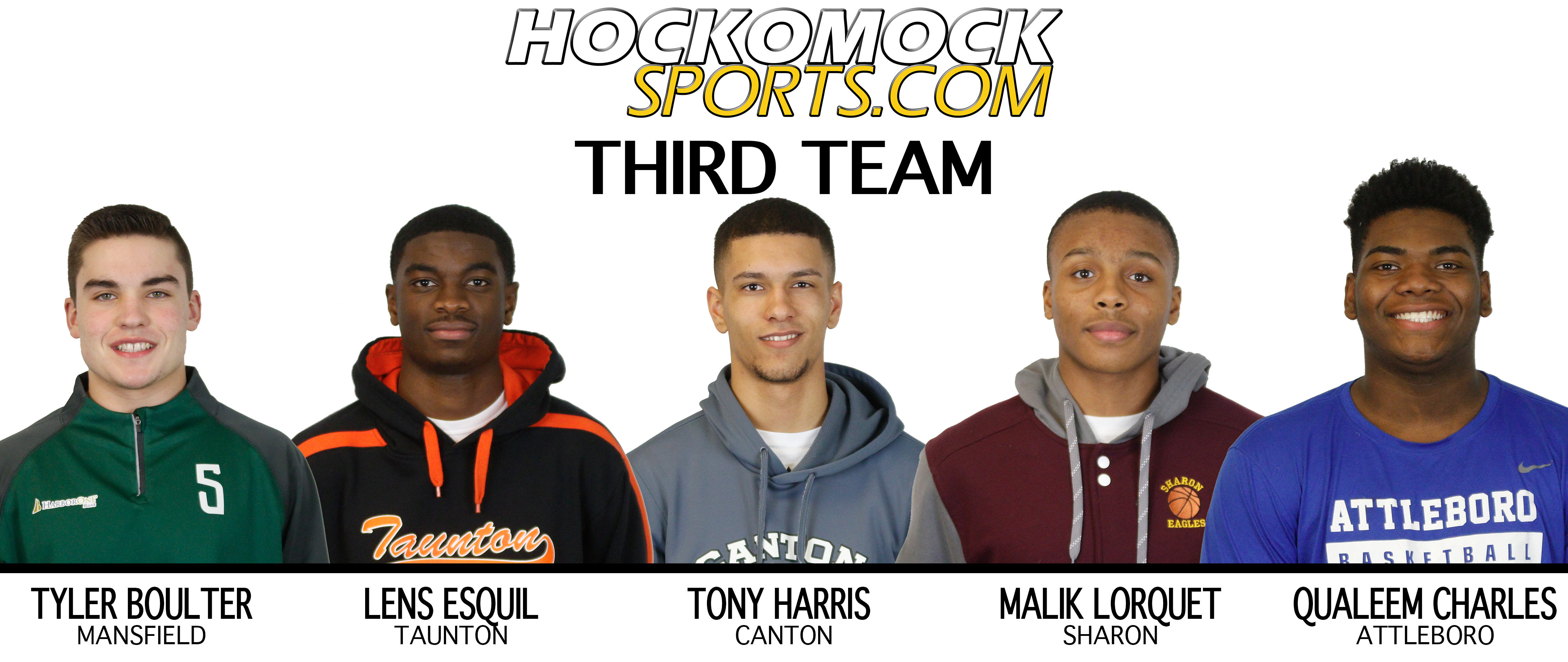 2018 HockomockSports Boys Basketball Awards