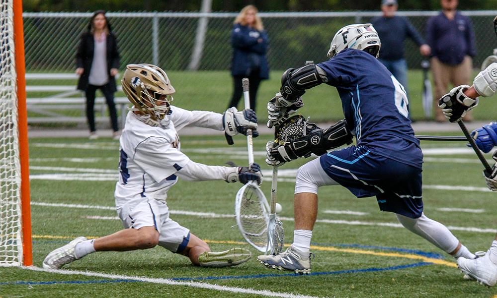 Foxboro boys lacrosse