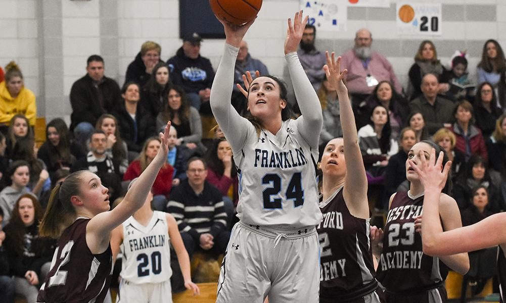 Franklin girls basketball