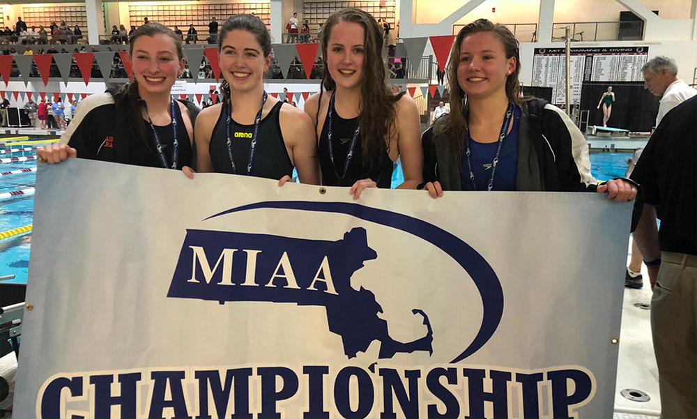 Hock Results from MIAA Swimming Sectional Meets