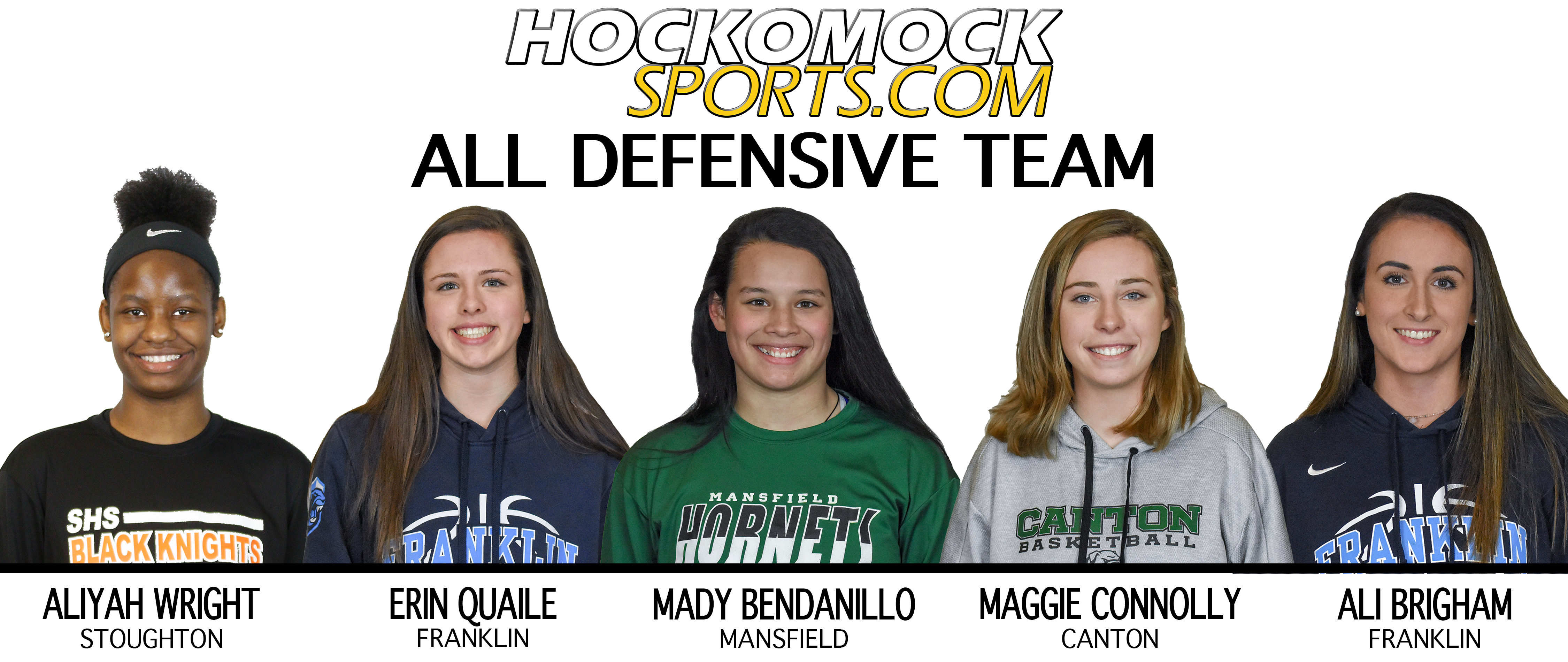 2019 HockomockSports Girls Basketball Awards