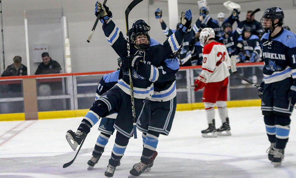 Franklin boys hockey