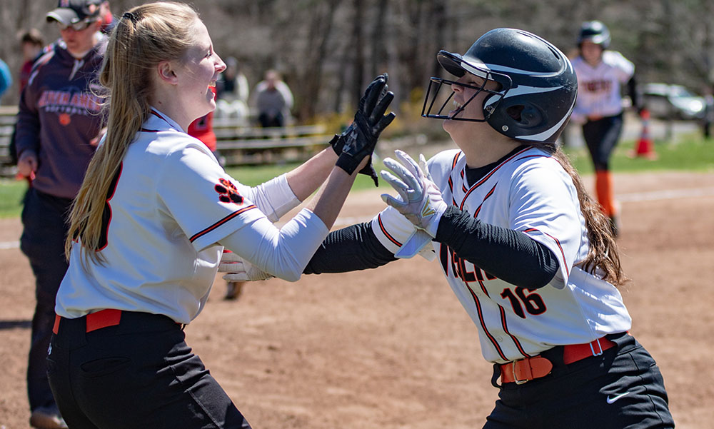 Oliver Ames softball
