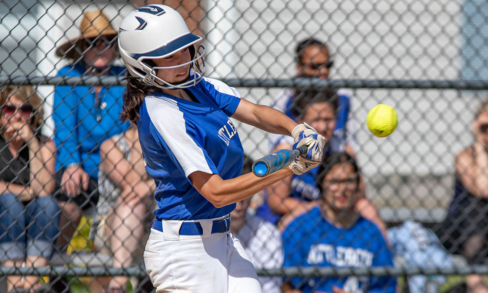 Attleboro softball Meghan Gordon
