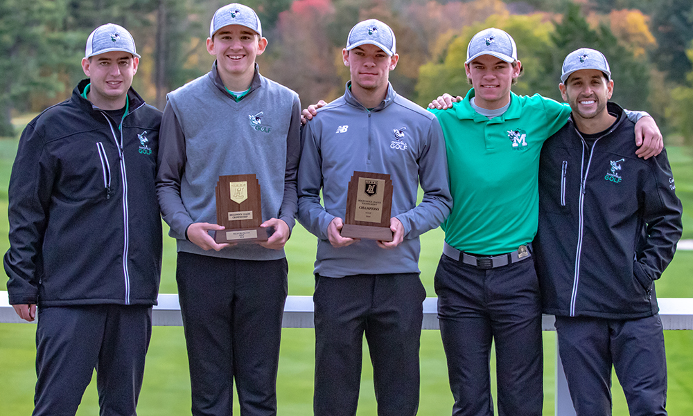 Hockomock League Golf Championship Results 2019