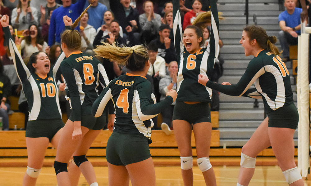 King Philip Volleyball