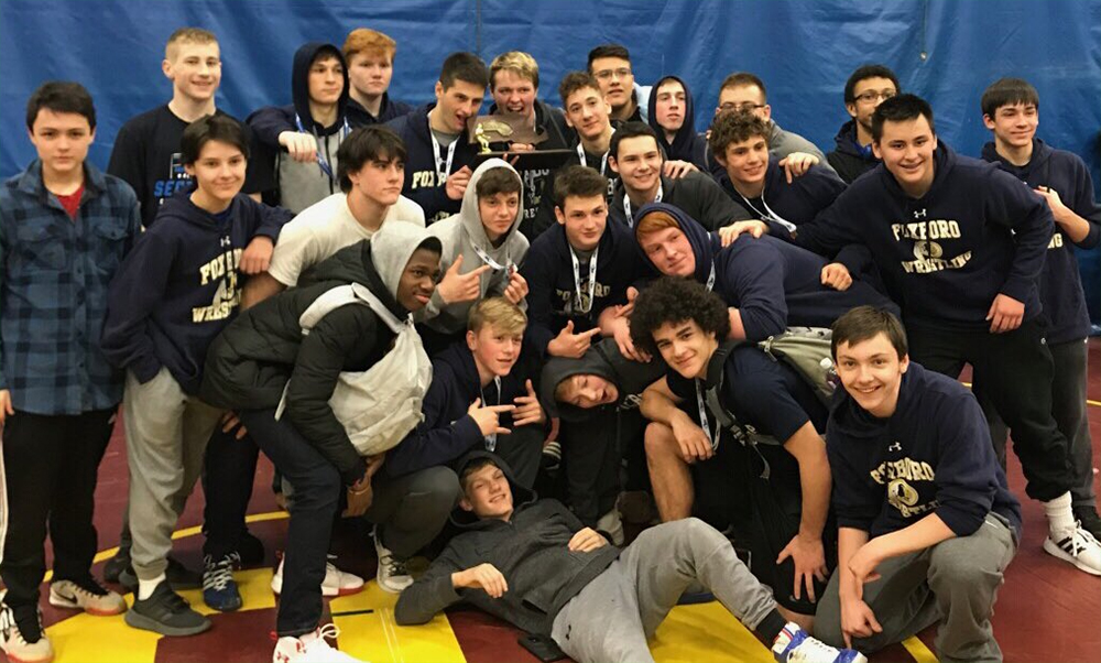 Foxboro wrestling Hock Results from MIAA Wrestling Sectional Meets 2020
