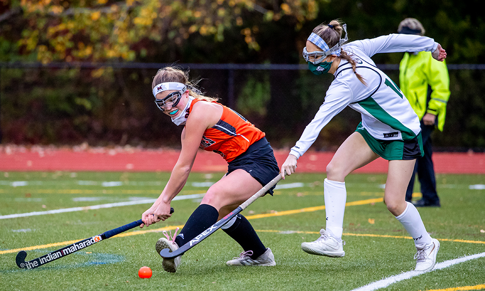 Oliver Ames field hockey