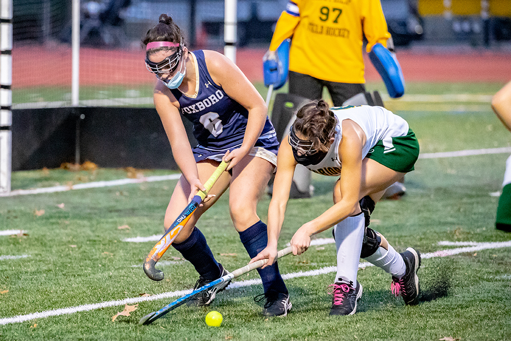 King Philip field hockey Mary Collins Ally Beltramini