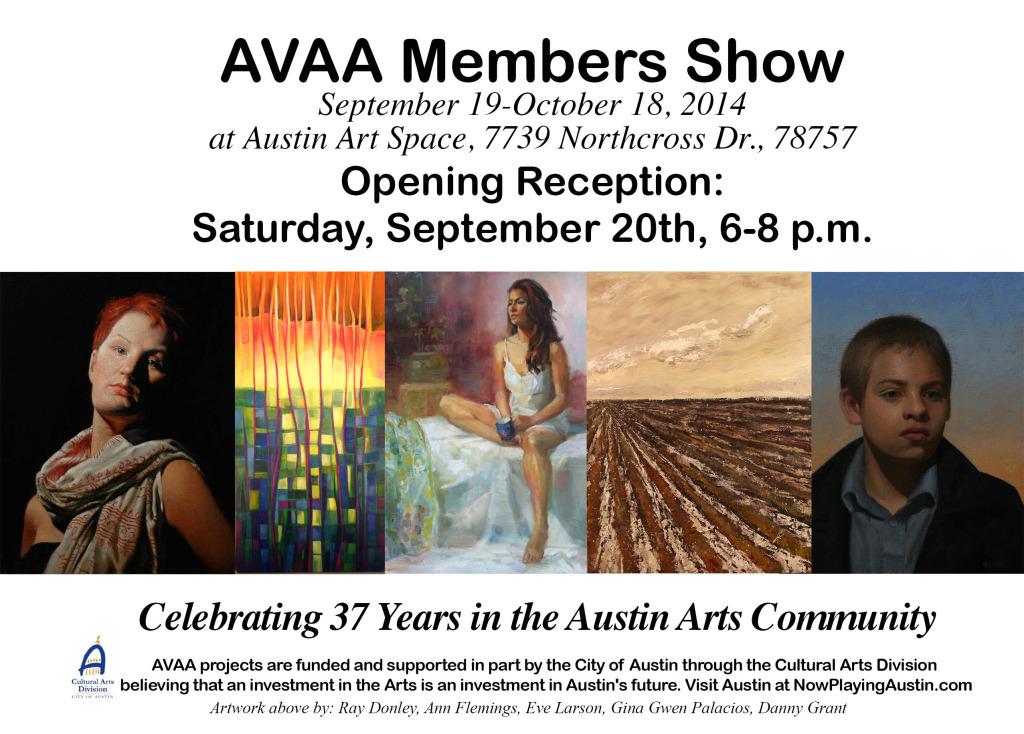 AVAA Members' Art Show