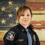 Amanda Clough, Grayling Deputy Police Chief
