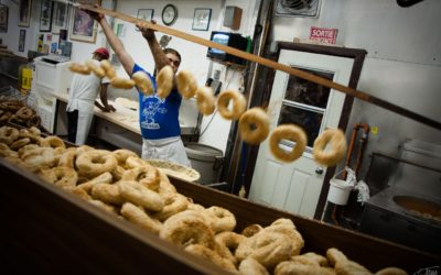 7 Reasons Montreal Bagels Are Better Than New York's