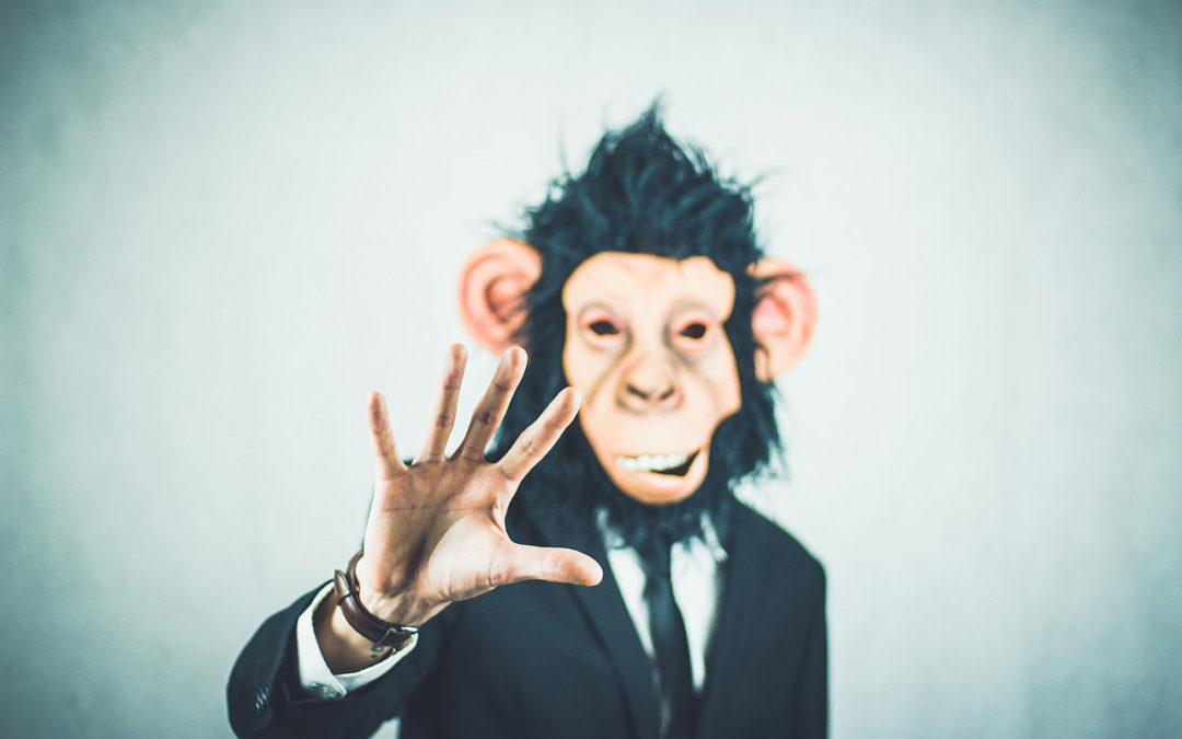 The Ego Is a Monkey