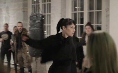 Dance Performance Evelyn Reid: Vernissage Yann Normand