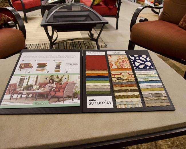 Fabric Sample Board