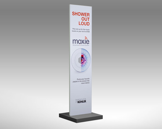 In-Store Standee