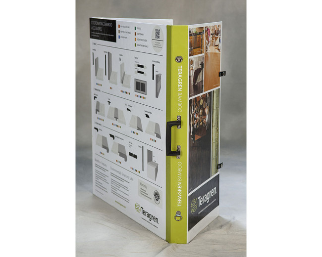 Oversize Sample Book