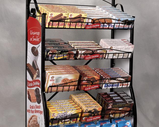 Retail Bakery Display