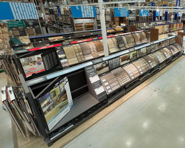 Complete Carpet Flooring Department