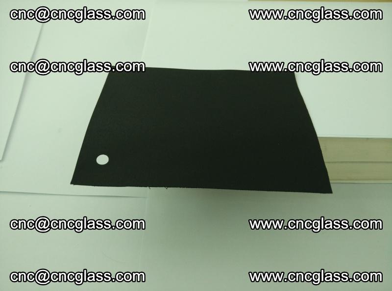 Black opaque eva laminating glass interlayer film foil (14)
