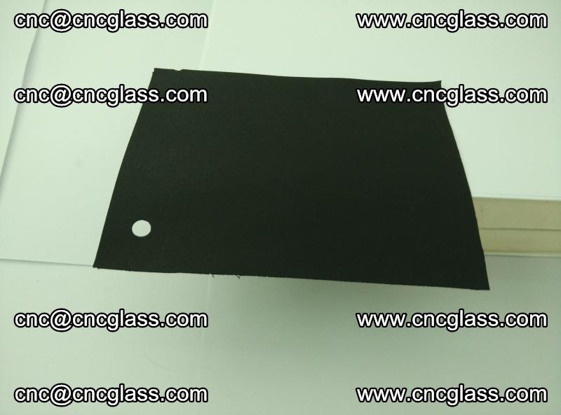 Black opaque eva laminating glass interlayer film foil (16)