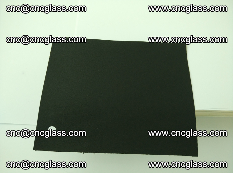 Black opaque eva laminating glass interlayer film foil (20)