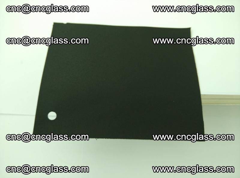 Black opaque eva laminating glass interlayer film foil (7)