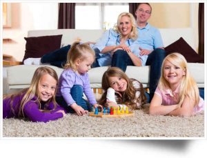 Reliable carpet cleaning services