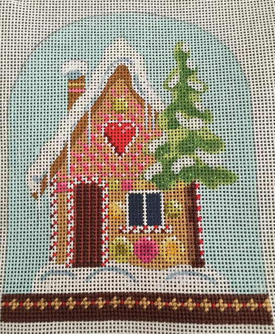 Snowstorm Stitching Submissions- K&B