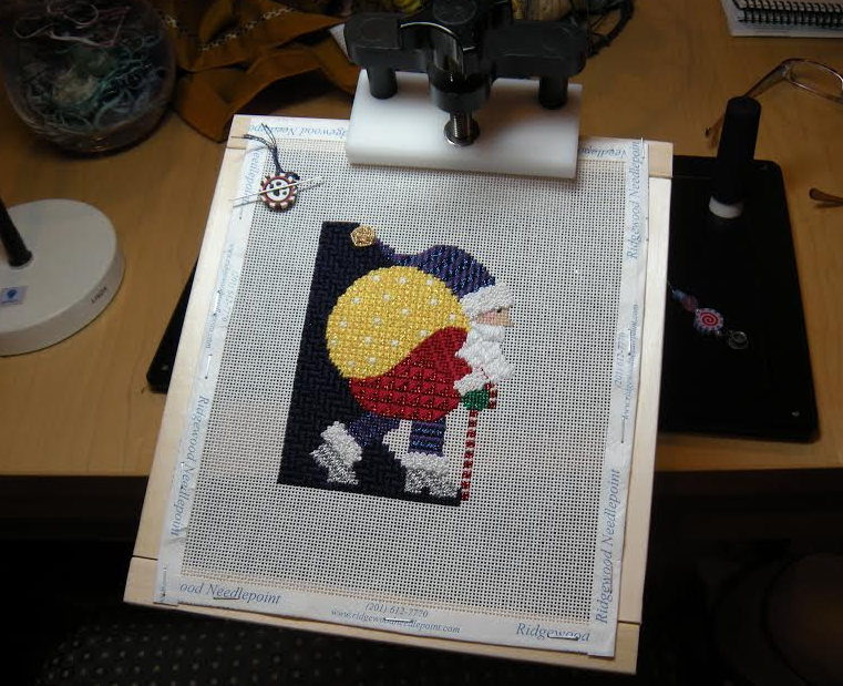 Snowstorm stitching submissions