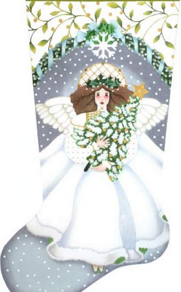 Melissa Shirley's Winter White Angel