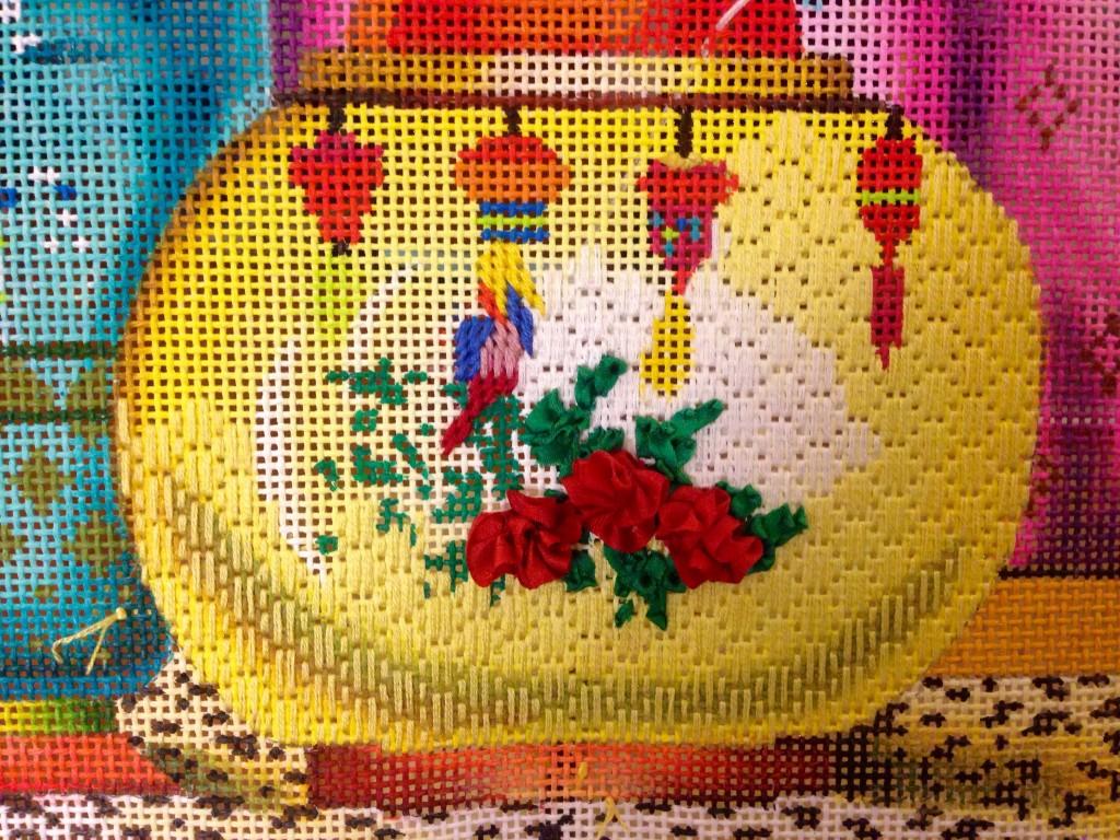 Tony Minieri embellishment class close up